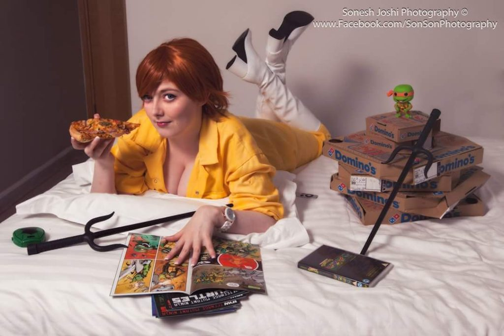 Nothing beats some convention pizza. Photo by https://www.facebook.com/SonSonPhotography